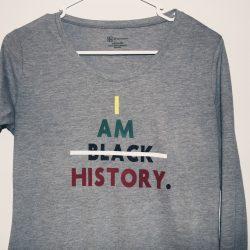 I AM HISTORY.