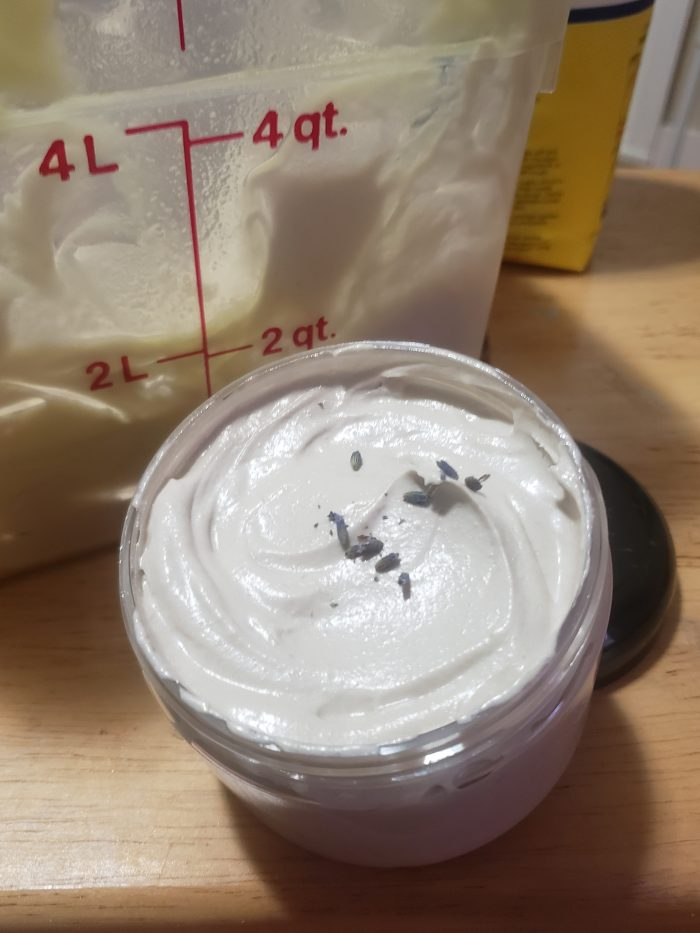 Lavender & Oats Body Butter