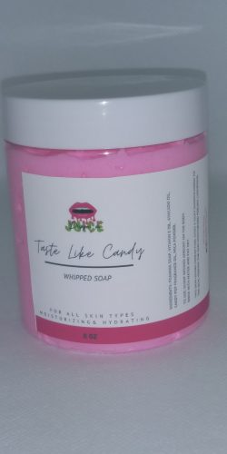 CANDY WHIPPED SOAP SCRUB