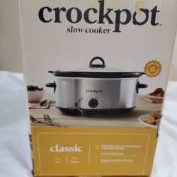 In need of a crockpot?!