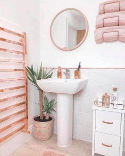 Pink Bathroom 💕