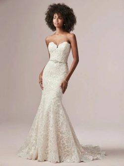gorgeous bridal gown ✨