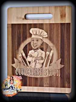 Custom Personalized Cutting Boards