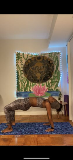 Yoga with Kris