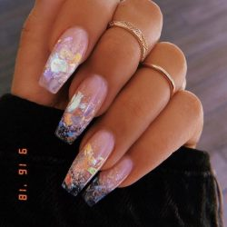 Oh my god! These nails are adorable!!