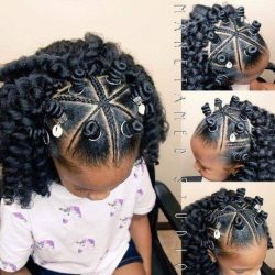 Bantu Knots by Hair Savvy in Johannesburg, South Africa