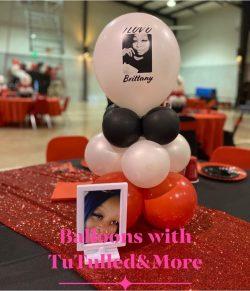Memorial Balloon Setup