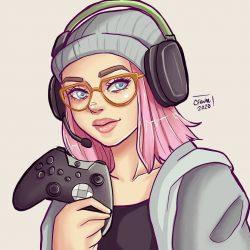 Gamer Art 🖼