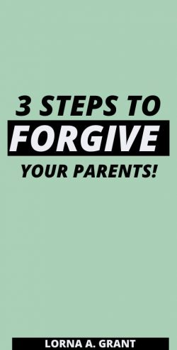 How to Forgive An Abuser