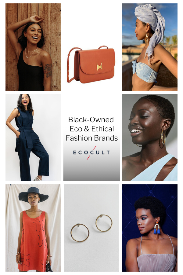 Black Owned Sustainable Brands
