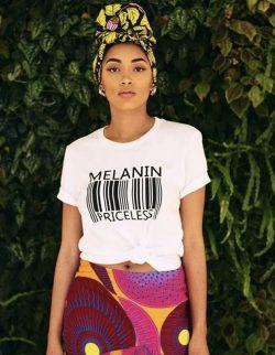 Melanin Priceless Tshirt