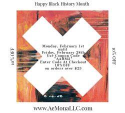 Happy Black History Month ❣️
