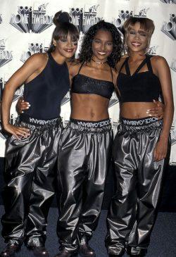TLC: 1995 MTV Movie Awards.✨