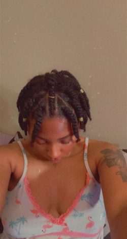 4c two strand twist style
