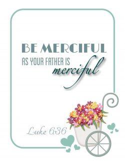 Luke 6:36