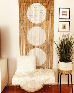 Modern Boho wall from Designedby_virgo