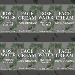 Looking for health and organic skincare products! BlackMintClover is here for you.