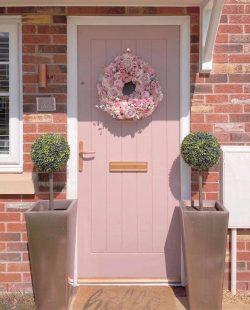 Pink entrance 💗