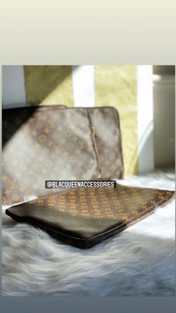 Louis Vuitton/ LV laptop bag