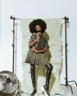 Talk about fashion!!! 😍