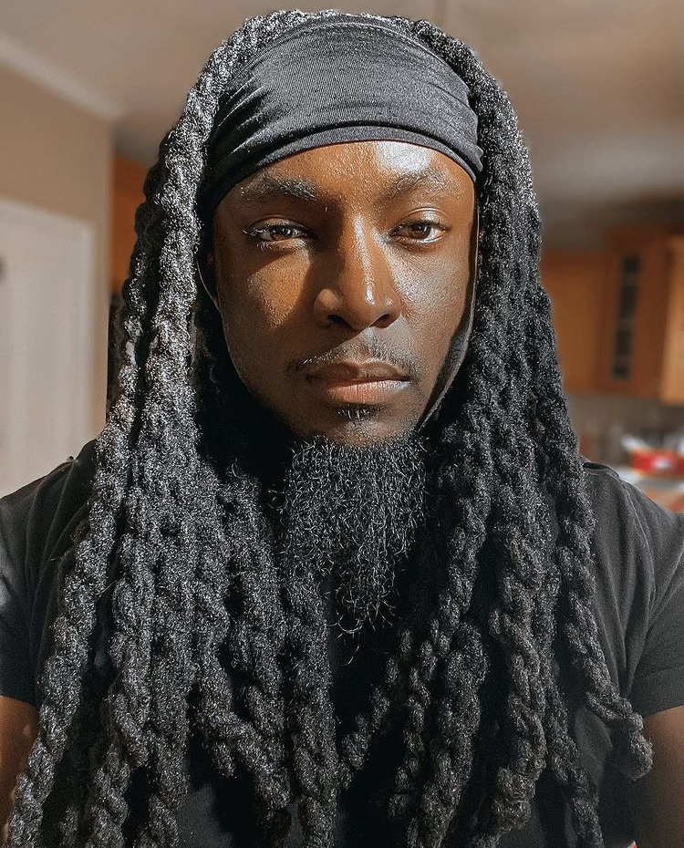 Sexy King with Locs