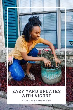Easy Yard Updates