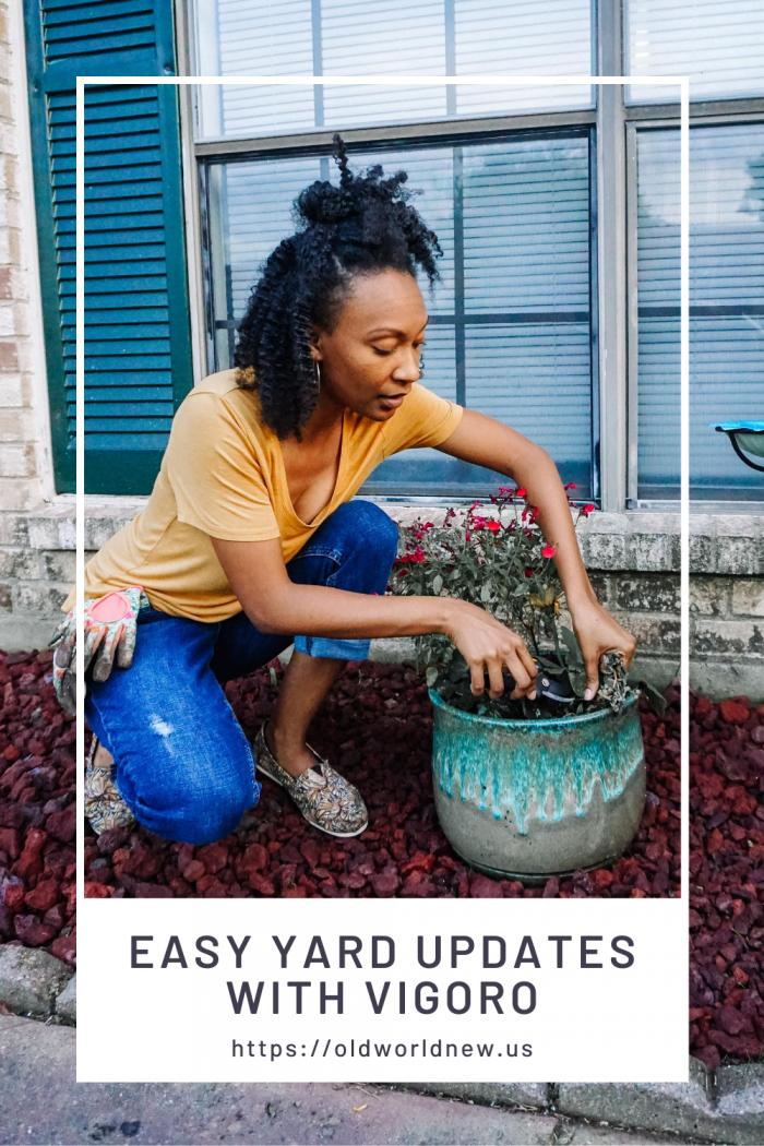 Easy Yard Updates