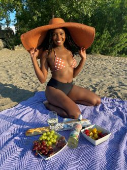 Beach and Bikinis