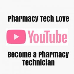 Become a certified pharmacy technician‼️