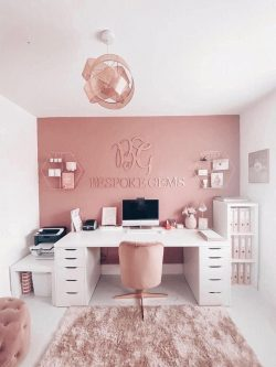 Pink Office💗