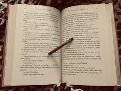 Smoke and Read