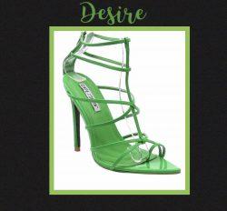 Desire heels💚💚