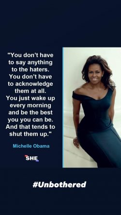 Black Excellence – Michelle Obama