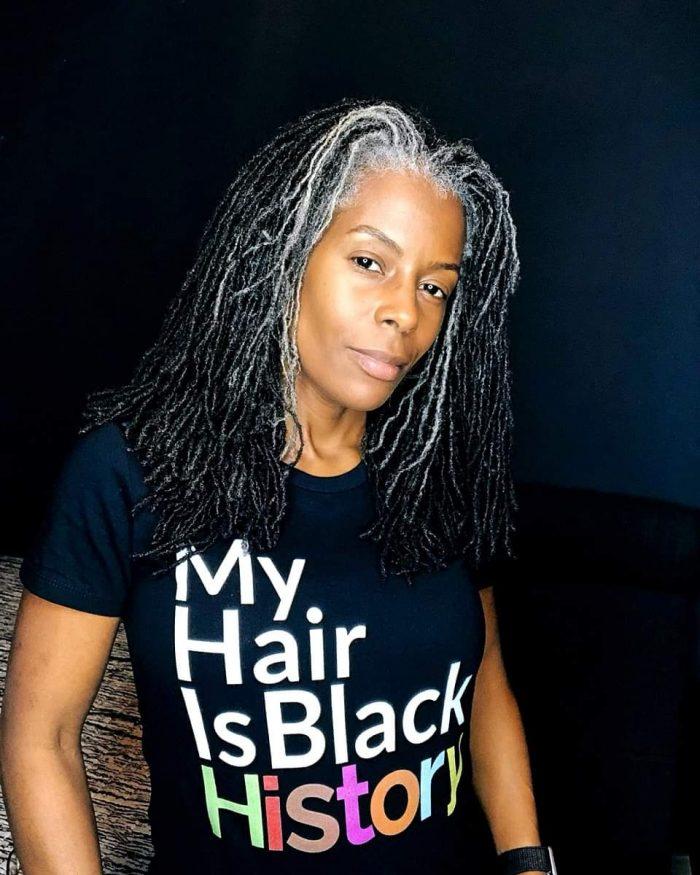 My Hair is Black History Tee