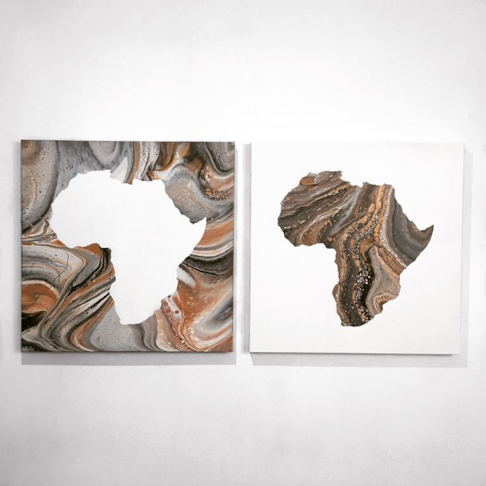 AFRICA II & AFRICA III