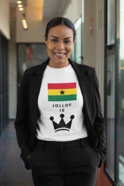 JOLLOF IS KING (GHANA) T-Shirt