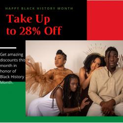 Black History Sale 🖤❤️💚