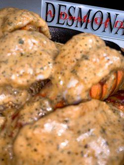Brazilian Lobster Tail Linguine
