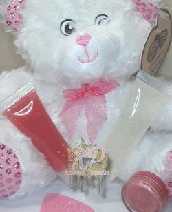 Lip gloss Valentine giftbasket