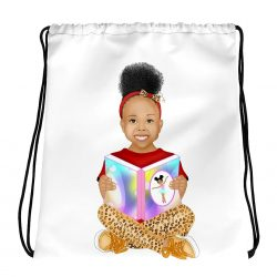 Read with me Drawstring bag!