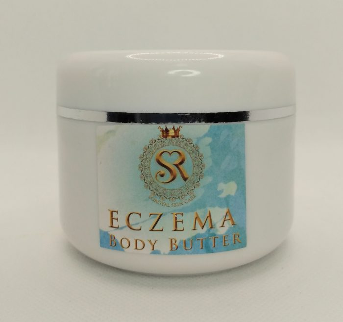 SoRoyal Skin Care Eczema Butter 2 oz, 4 oz and 8oz