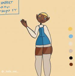 Harriet, Inspired by Alice In Wonderland. 🍄
