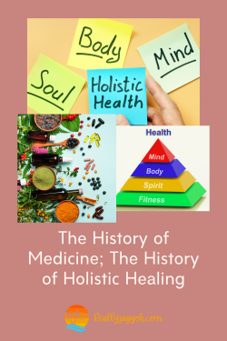 The History of Medicine; The History of Holistic Healing