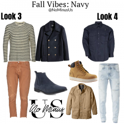Fall Vibes: Navy