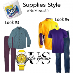 Supplies Style: Fashion inspired by quarantine must haves!