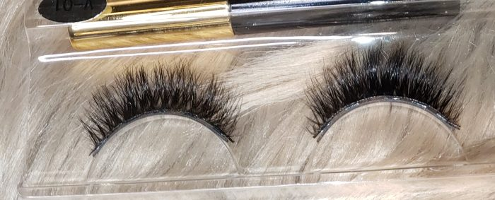 Magnetic Mink Lashes with liner