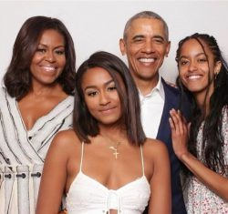 The Obamas – The poster family for the Black family
