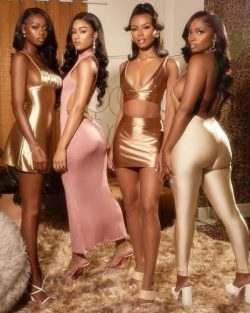 Shop Lala Baptiste's first clothing collection available for pre-order now! As pictured: K ...