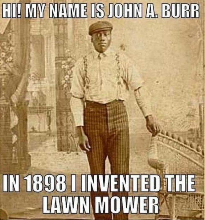 Black Inventions