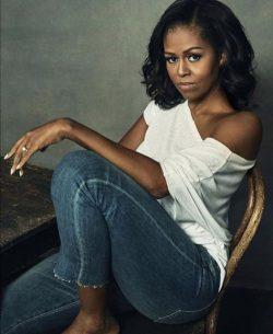 It's Michelle Obam! (Obama)